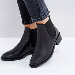 WOMEN'S ELLIE CHELSEA ANKLE BOOTS BOOTIES